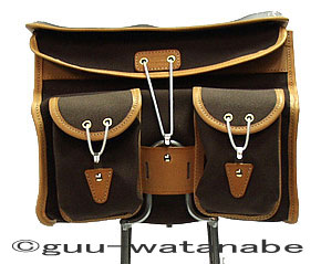 handlebar bag leather tab,OK